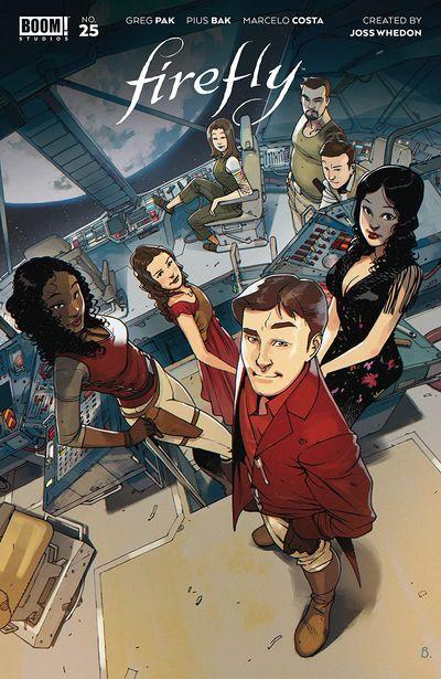 Firefly #25 (2021)