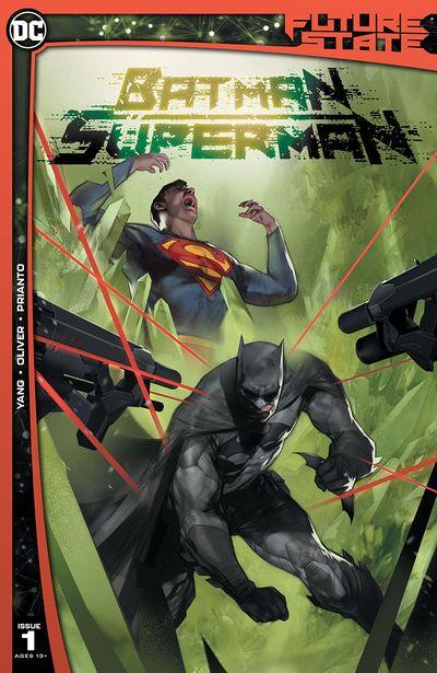 Future State – Batman – Superman #1 (2021)