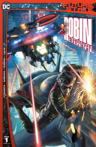 Future State – Robin Eternal #1 (2021)