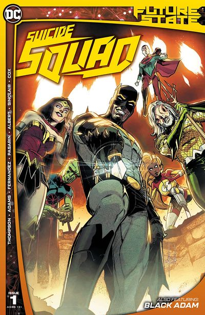 Future State – Suicide Squad #1 (2021)