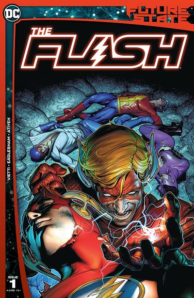 Future State – The Flash #1 (2021)