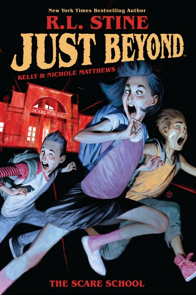 Just Beyond Vol. 1 – The Scare School (2019)