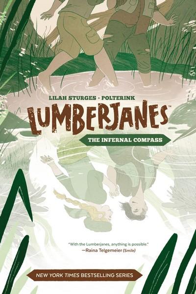 Lumberjanes – The Infernal Compass (2018)