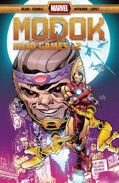 M.O.D.O.K. – Head Games #2 (2021)