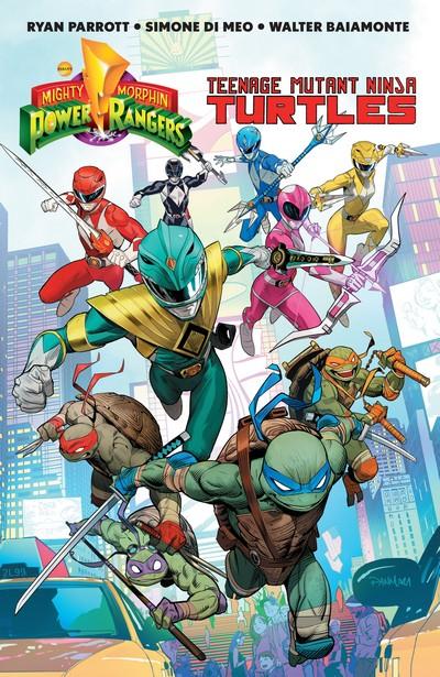 Mighty Morphin Power Rangers – Teenage Mutant Ninja Turtles (2020)
