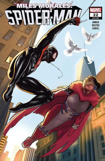 Miles Morales – Spider-Man #22 (2021)