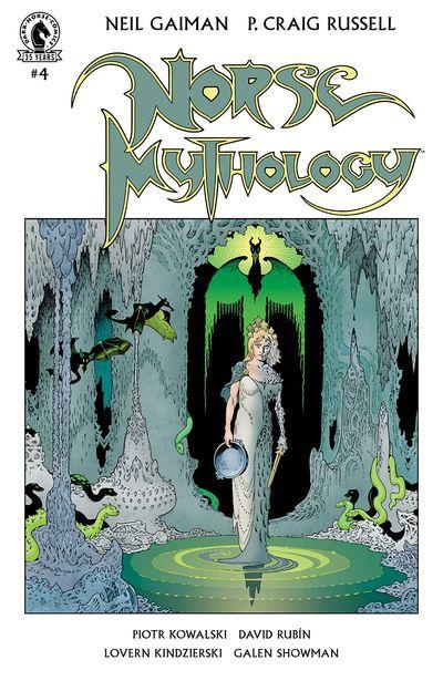 Norse Mythology #4 (2021)