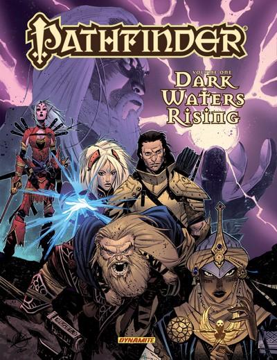 Pathfinder Vol. 1 – Dark Waters Rising (TPB) (2013)