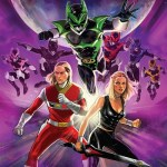 Power Rangers – The Psycho Path (2019)