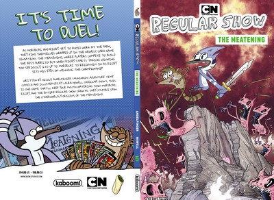Regular Show Vol. 5 – The Meatening (TPB) (2018)