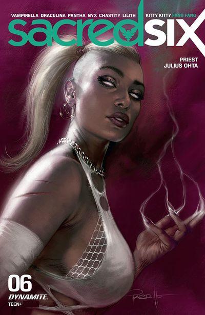 Sacred Six #6 (2021)