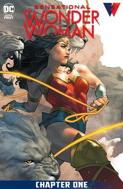 Sensational Wonder Woman #1 (2021)