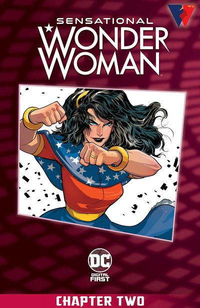 Sensational Wonder Woman #2 (2021)