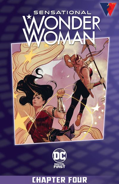 Sensational Wonder Woman #4 (2021)