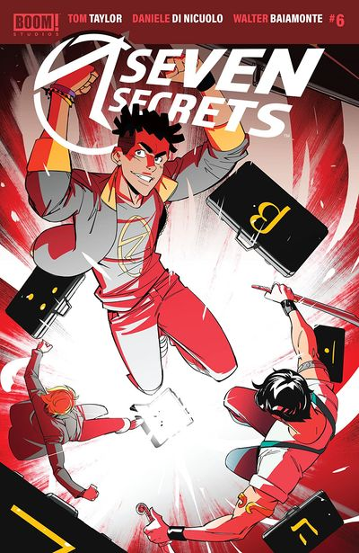 Seven Secrets #6 (2021)