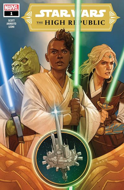 Star Wars – The High Republic #1 (2021)