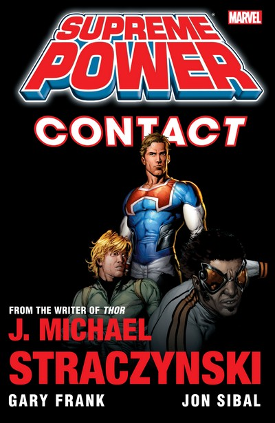 Supreme Power Vol. 1 – 3 (TPB) (2004-2005)