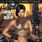 The Courier – Liberty & Death #1 (2021)