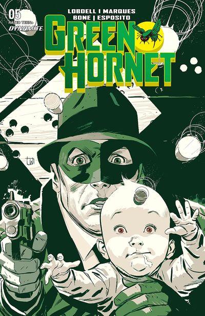 The Green Hornet #5 (2021)