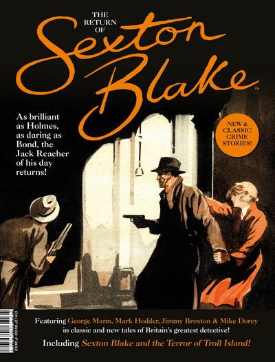The Return of Sexton Blake (2020)