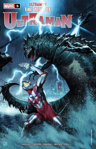 The Rise Of Ultraman #5 (2021)