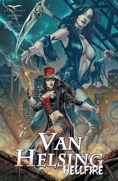 Van Helsing – Hellfire (2021)