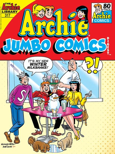Archie Double Digest #317 (2021)