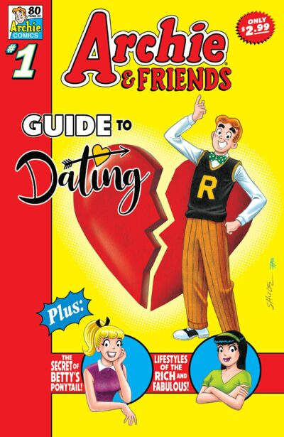 Archie and Friends #9 – Guide to Dating (2021)