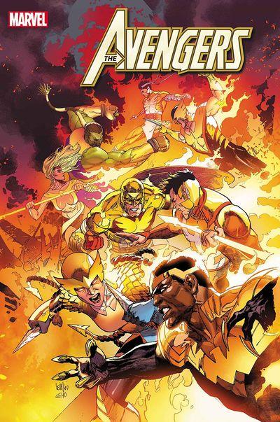 Avengers #42 (2021)