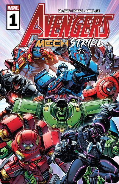 Avengers Mech Strike #1 (2021)