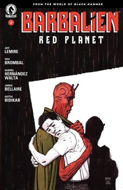 Barbalien – Red Planet #4 (2021)