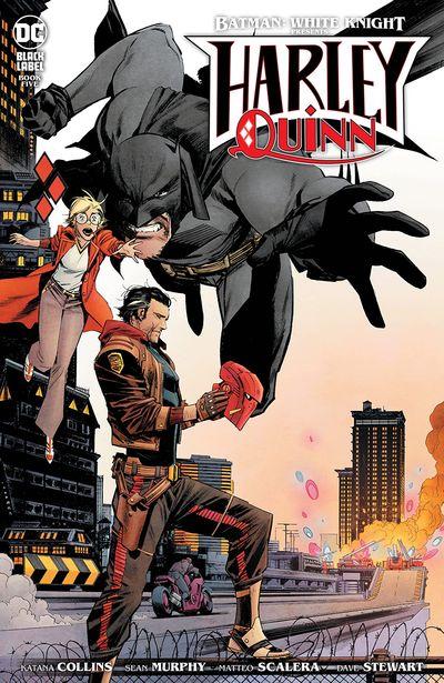 Batman – White Knight Presents – Harley Quinn #5 (2021)