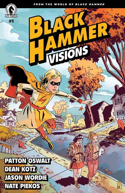 Black Hammer – Visions #1 (2021)