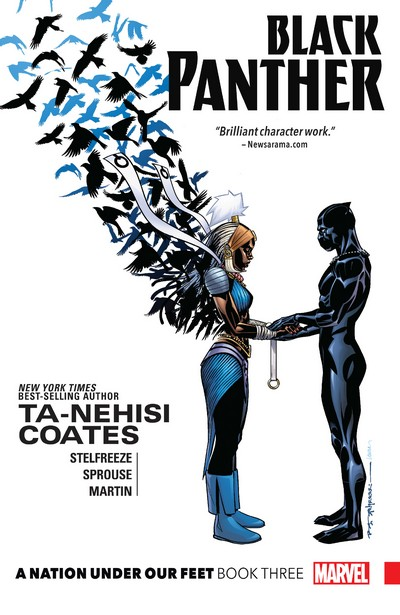 Black Panther Vol. 3 – A Nation Under Our Feet – Book 3 (TPB) (2017)