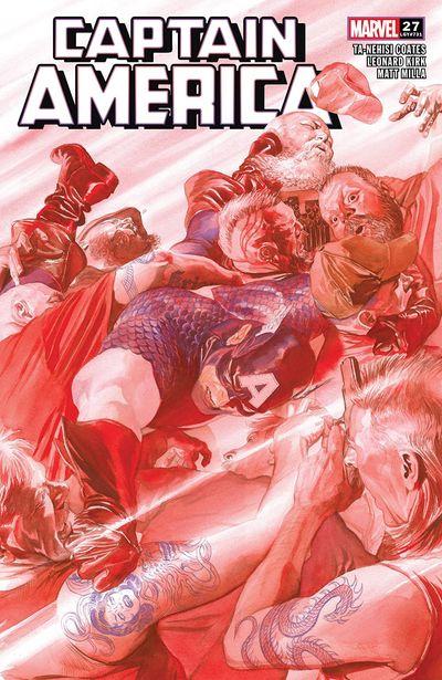 Captain America #27 (2021)