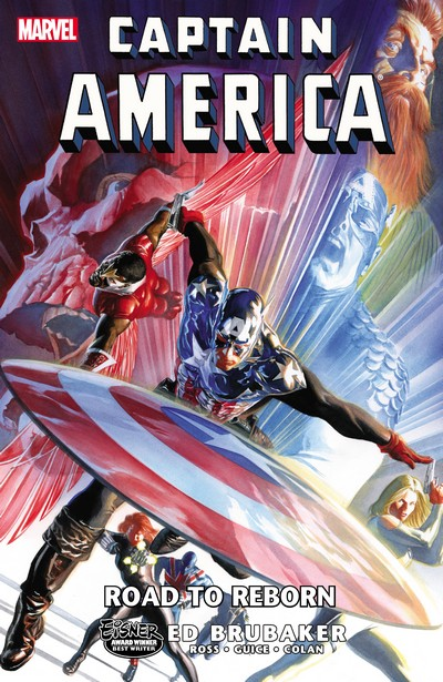 Captain America – Road to Reborn (2010)