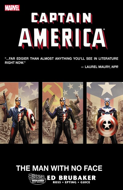 Captain America – The Man With No Face TPB) (2009)