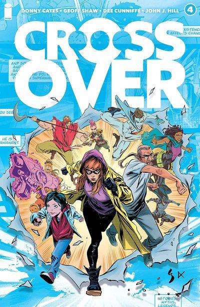 Crossover #4 (2021)
