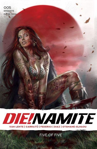DIE!namite #5 (2021)