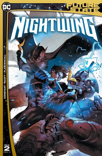 Future State – Nightwing #2 (2021)