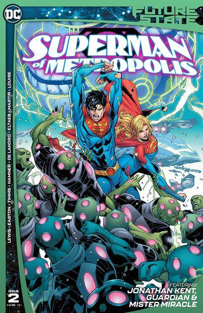 Future State – Superman of Metropolis #2 (2021)