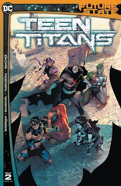 Future State – Teen Titans #2 (2021)