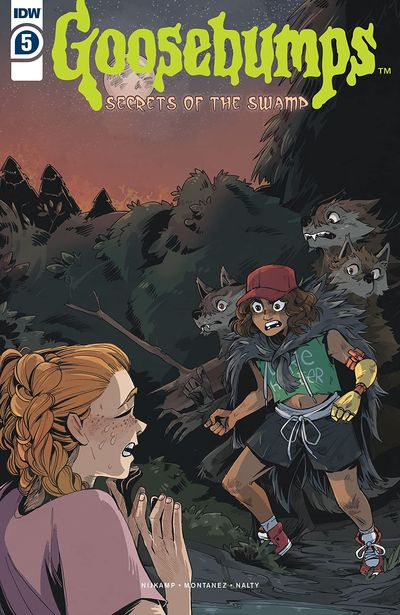 Goosebumps – Secrets of the Swamp #5 (2021)