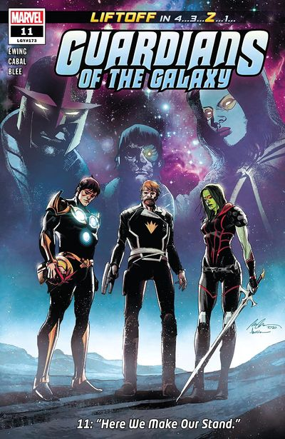 Guardians Of The Galaxy #11 (2021)
