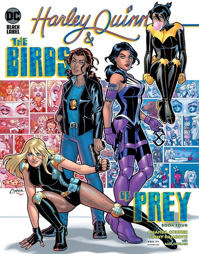 Harley Quinn and the Birds of Prey #4 (2021)