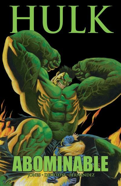 Hulk – Abominable (TPB) (2012)