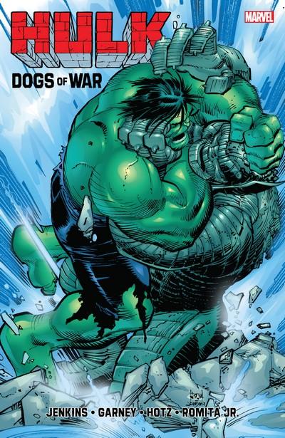 Hulk – The Dogs of War (TPB) (2019)