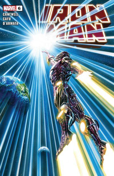 Iron Man #6 (2021)
