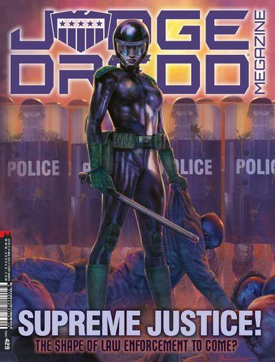 Judge Dredd Megazine #429 (2020)