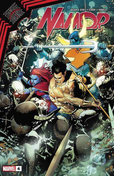 King In Black – Namor #4 (2021)
